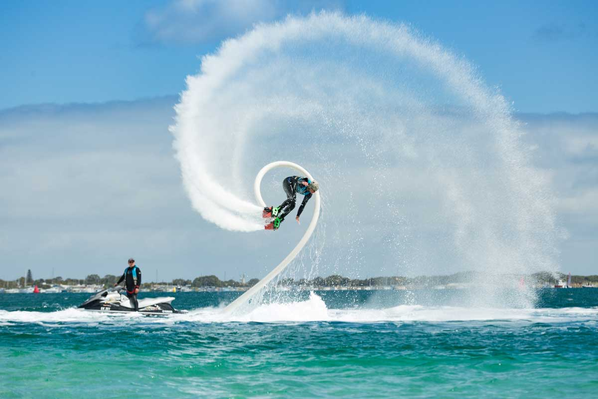 corfu ski club flyboard 04