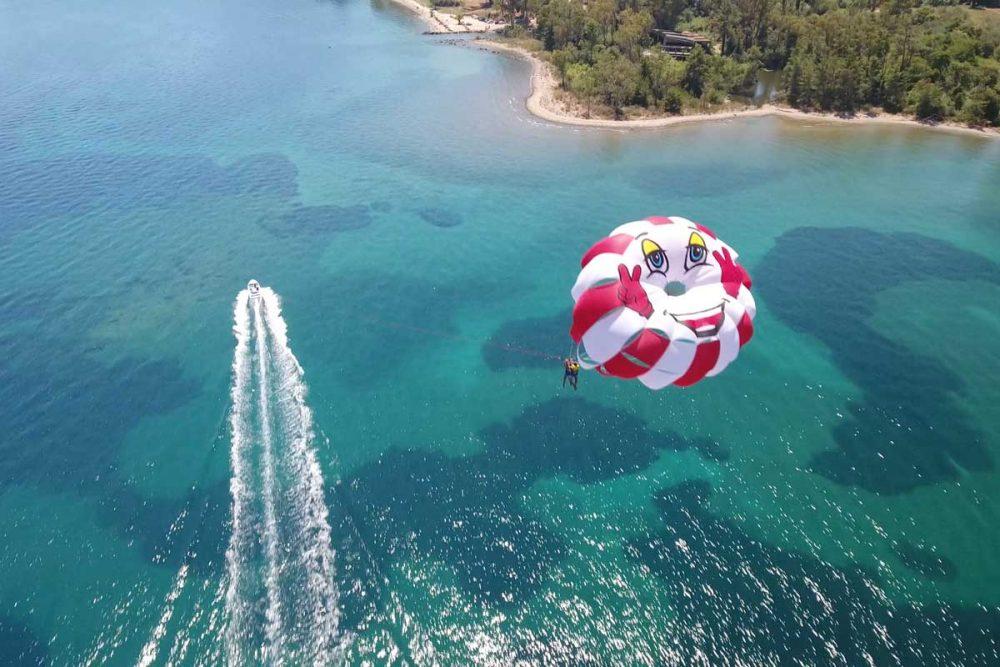 corfu ski club watersports and paragliding 03