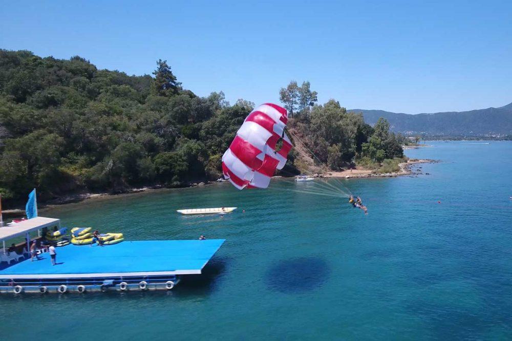 corfu ski club watersports and paragliding 05