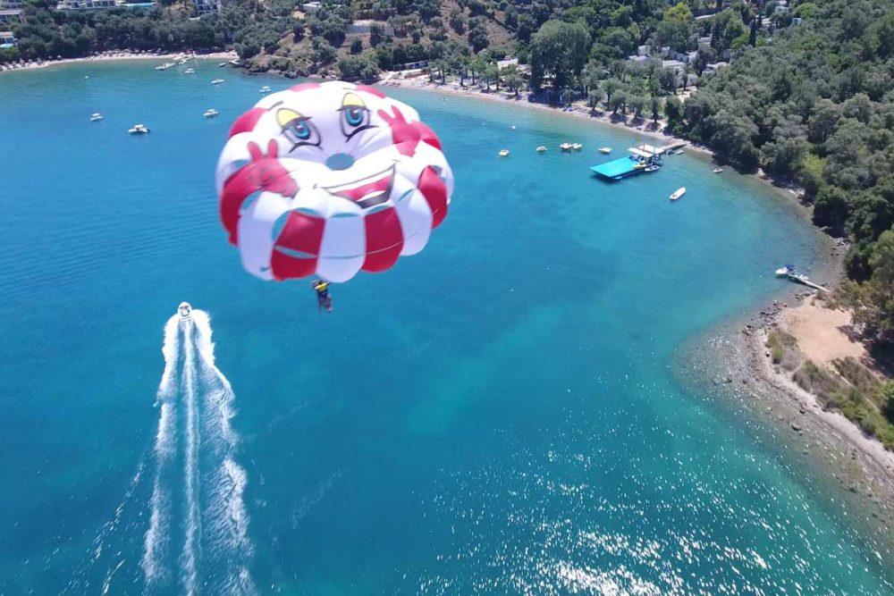 corfu ski club watersports and paragliding 07