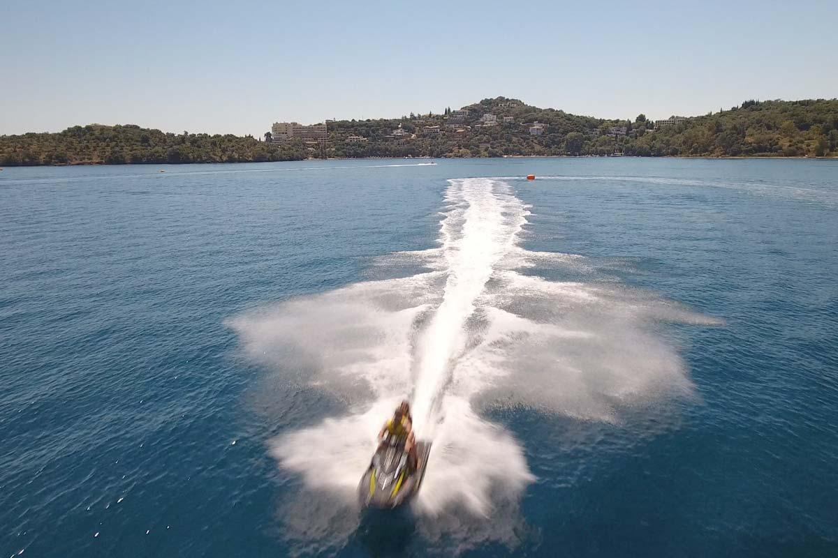 corfu ski club watersports jet ski 08