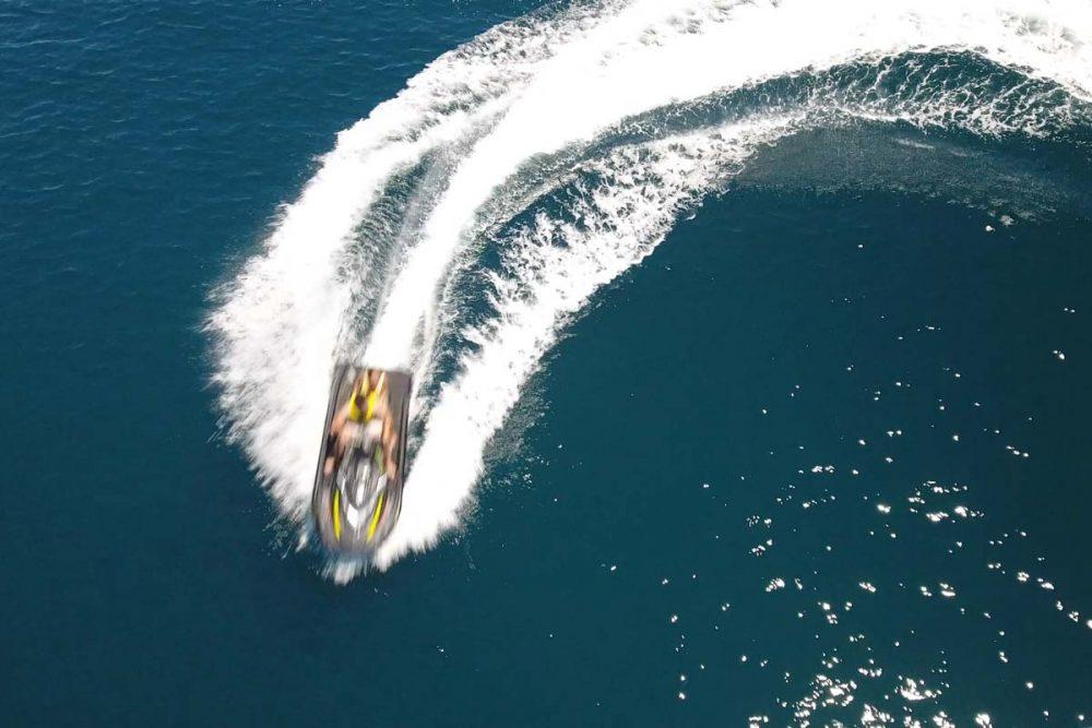 corfu ski club watersports jet ski 09