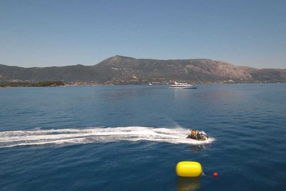 corfu ski club watersports jet ski 11
