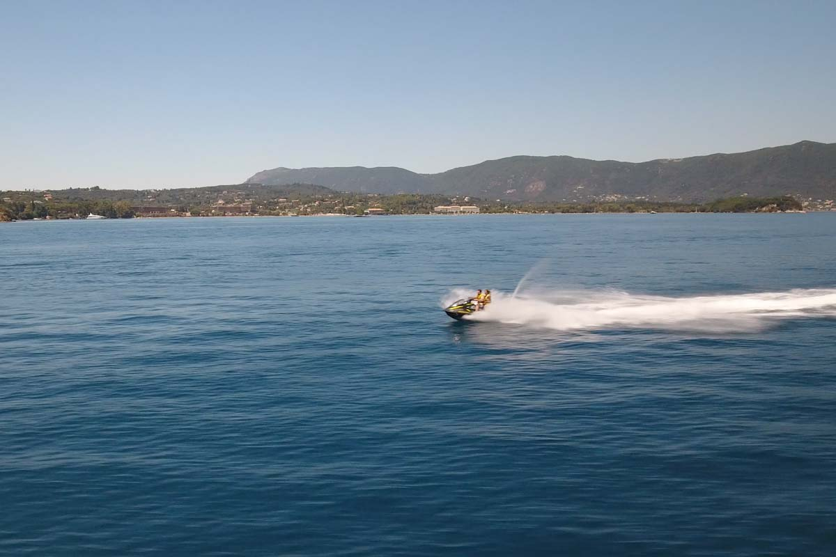 corfu ski club watersports jet ski 12