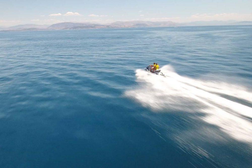 corfu ski club watersports jet ski 14