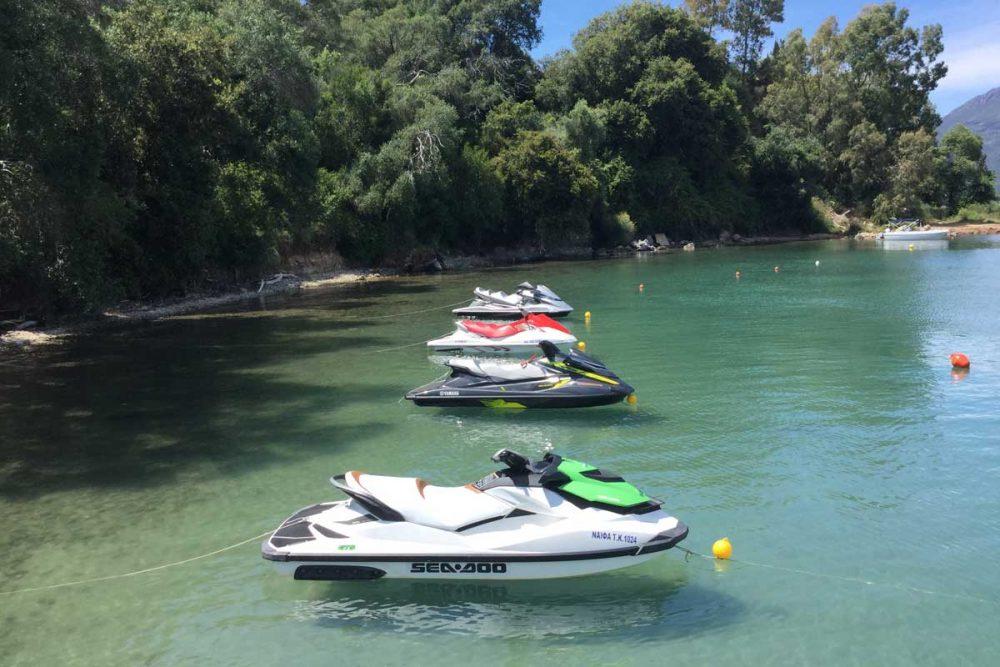corfu ski club watersports jet ski 15
