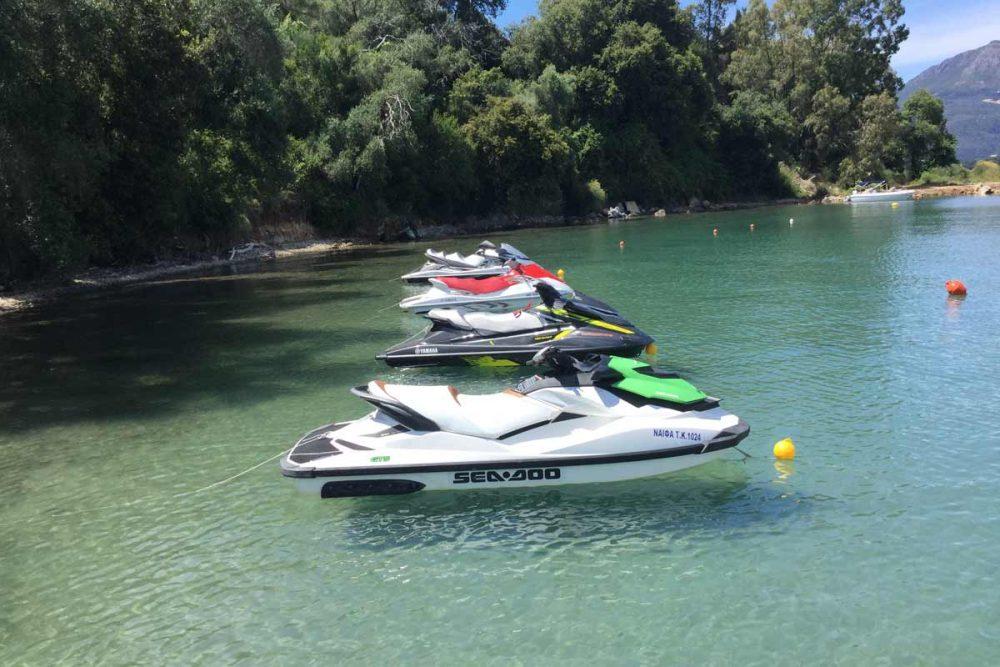 corfu ski club watersports jet ski 16