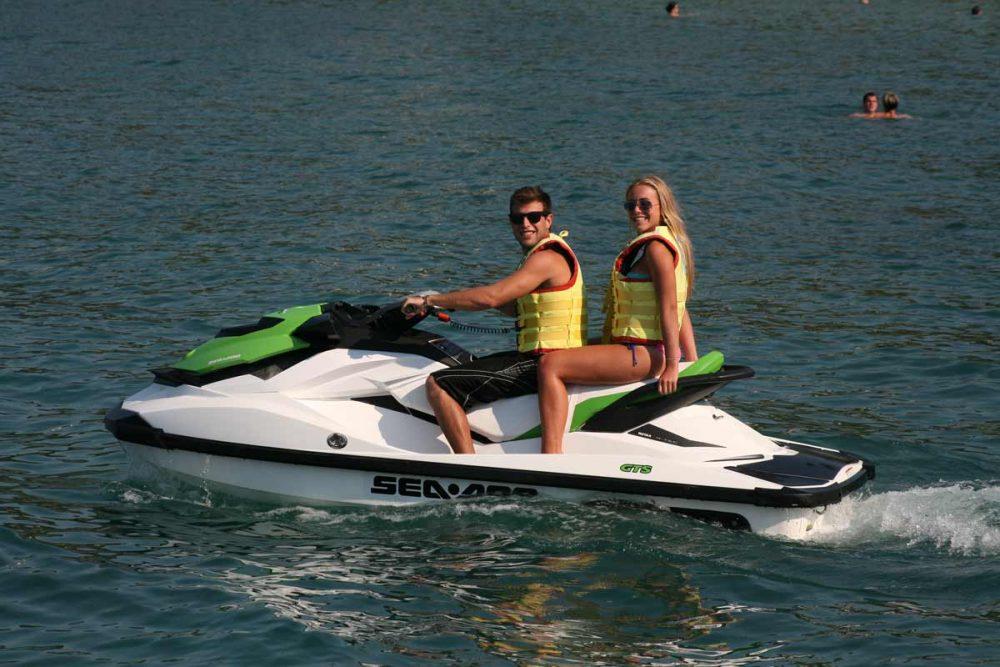 corfu ski club watersports jet ski 17