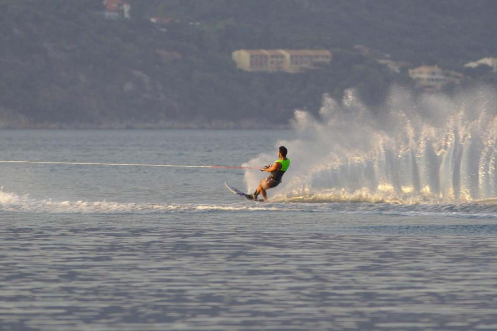 corfu ski club watersports waterski wakeboard 07