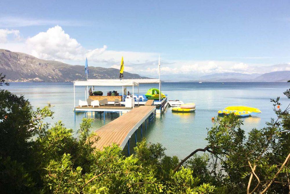 corfuskiclub watersports jetty